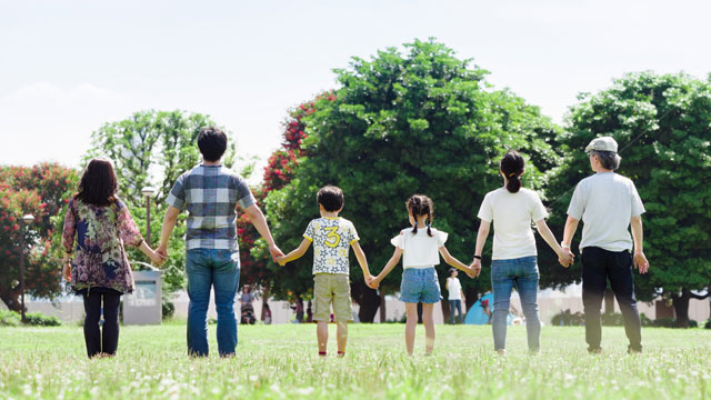 家族信託手続